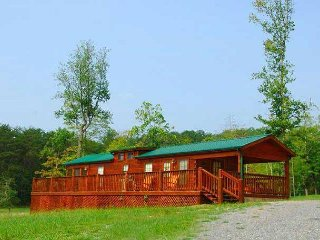 Located in our peaceful spacious campground, fabulous views.