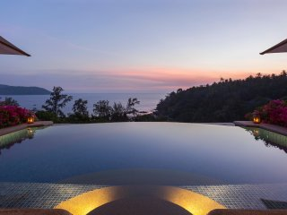 Modern Kata Beach Seaview Penthouse Private Infinity Pool