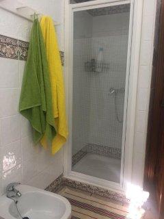 Baño 1 casa madre