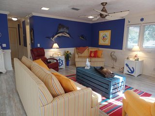 "New to Market ""Sunset Meridian"" Beautiful 2/2 Beach Home"