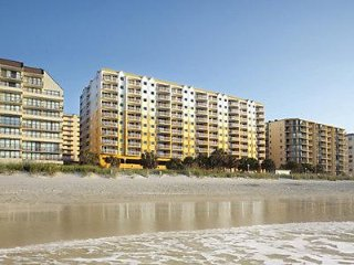 July 13, 2018, Ocean Front  2BR| 2BATH   Shore Crest I Condo, 1 week only