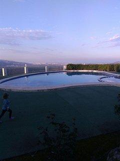 Adosado con piscina cerca del mar