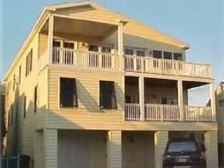 Luxury Multi-Family Ocean Block Home in Dewey
