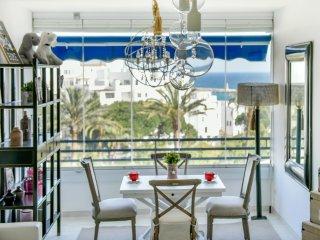 Moderno y encantador estudio en Puerto Banús - Marbella junto a la playa