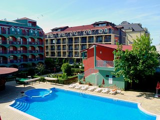 Jasmine Club Apartment, Sunny Beach