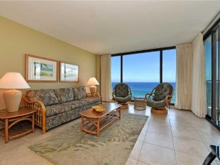 A true gem of the Westside with Amazing Ocean Views   Mahana Resort #906