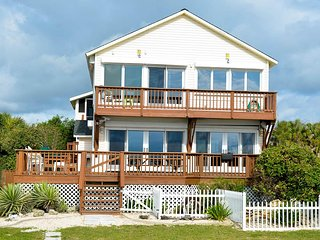 ST AUGUSTINE OCEANFRONT, BEACH HOUSE   from 199 night,slp 2-8 or up to 12