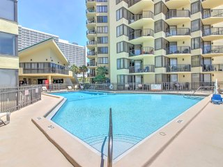 NEW! Beachfront 1BR Panama City Beach Condo