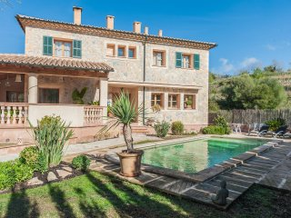 BLAU NIT - Villa for 8 people in Puigpunyent