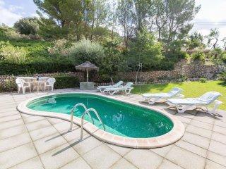 CASETA - Villa for 6 people in Inca