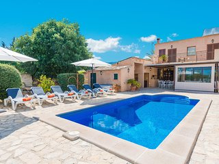 ES CASTELL - Villa for 6 people in Alaro