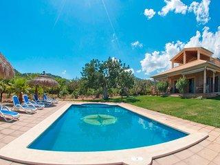 ESCUDER - Villa for 8 people in Selva
