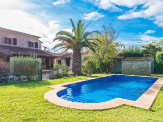 SEGUI - Villa for 6 people in Alaro