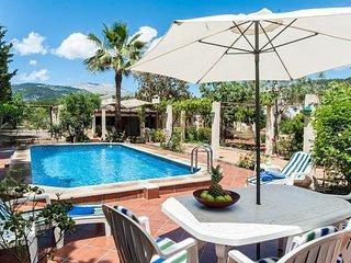SIONETA - Villa for 8 people in Campanet