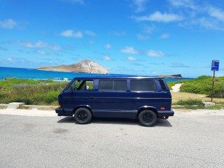 Kailua Beach Wagon