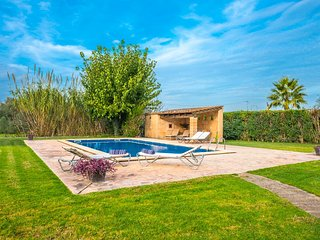 ERA NOVA - Villa for 4 people in Algaida