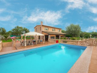 FONTSECA - Villa with private pool for 10 people in s'Aranjassa - Mallorca