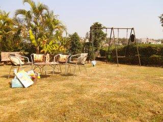 Huge Lawn for activities