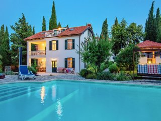 Villa Floranneve  - Gorgeous 1920's Summer House In Cavtat, Balnony  Sea Views