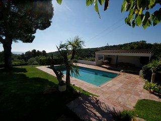 casa para 8 con piscina en Calonge ideal familias