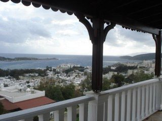 Bodrum Gümbet Sea View Villa # 237