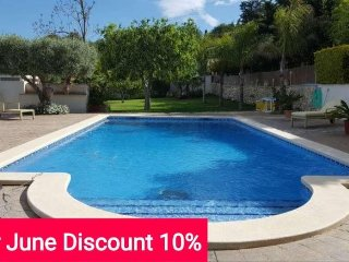 Last minute offer 10% June 2017 - Country house with private pool in Campanet