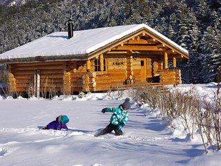 Ma Cabane en Montagne, Chalet bouquetin, Chambre d'Hôte Eco-Insolite