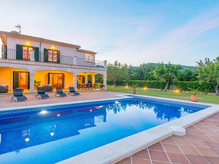 TORAMO - Villa for 8 people in Binissalem