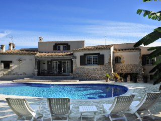 Villa - LA COLLE-SUR-LOUP - Luxury villa with private pool on the Cote d