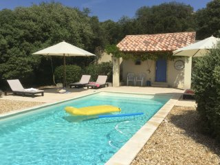 Villes-sur-Auzon - Villa with large garden,private pool and a lot of privacy