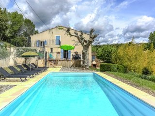 Domaine du Vignoble - Beautiful villa with fantastic location among the