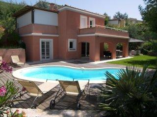 Villa Lavande - Stunning villa with 4 bed, 3 bathrooms,7 km from la Croisette
