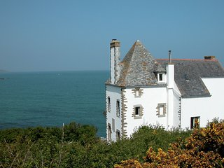 La Pointe - A special and luxurious Breton villa with an amazing sea view