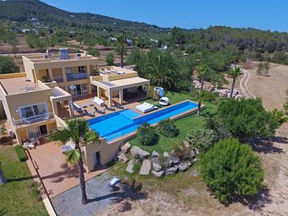 Villa Style - Country villa in San Rafael with pool - 10 people