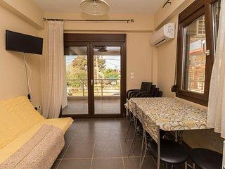 Apartment in Flogita, Moudania, ID: 2336