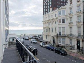 Seaside Balcony Apartment