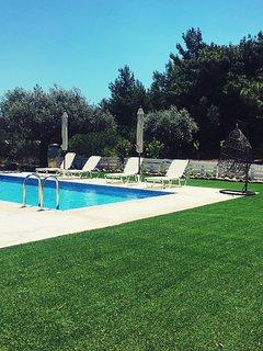 DiPasquale villa Near Anthony Quinn