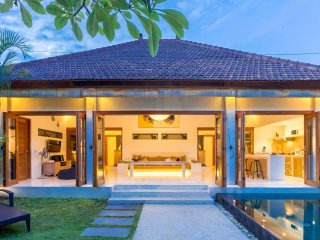 Private Villa with tropical garden + pool in Seminyak