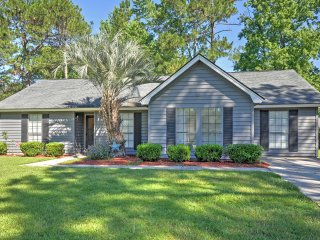NEW! Tranquil 4BR Savannah House Near Downtown!