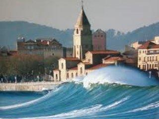 Céntrico y acogedor, con encanto, barrio La Arena, playa, 6 plazas, calidades
