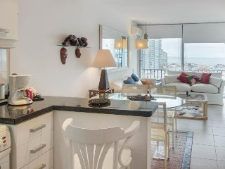 Modern, waterfront condo in southern Punta del Este near beaches & more!