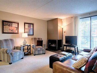 Great Location! Ski-in condo, 2 blocks from downtown Breckenridge!