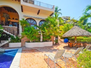 Puerto Vallarta Villa - Estate overlooking the pacific ocean gated community