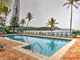 Bolongo Bay Oceanfront Condo w/ Community Pool!