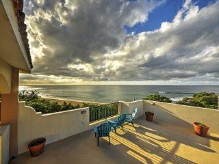 NEW! Oceanfront 3BR Arecibo Condo w/ Balcony!