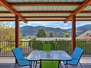 Manson Home on Lake Chelan w/Access to Heated Pool