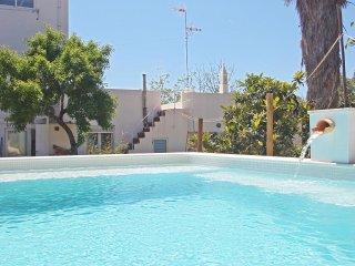 Casa Castor - Beach Level para férias em Praia da Fábrica, Cacela Velha