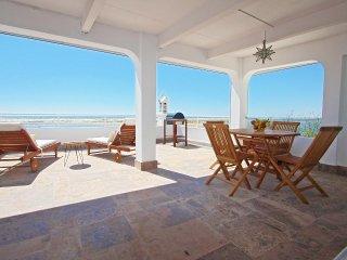 Casa Castor - Roof Terrace para férias em Praia da Fábrica, Cacela Velha