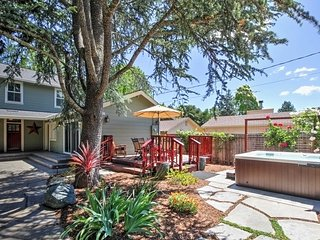 NEW! 'The Country House' 4BR Home in Glen Ellen!