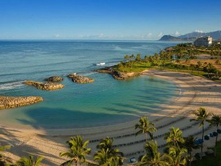 2 bedroom Oceanview Marriott Ko Olina Beach Club Kapolei Oahu